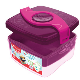 Lunch Box Picnik Easy 1,4l Viola/Fuxia Maped