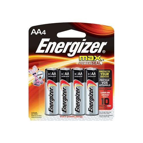 PILA ENERGIZER ALCALINA***** E92 MINISTILO BLIS.4PZ V1.5 AAA