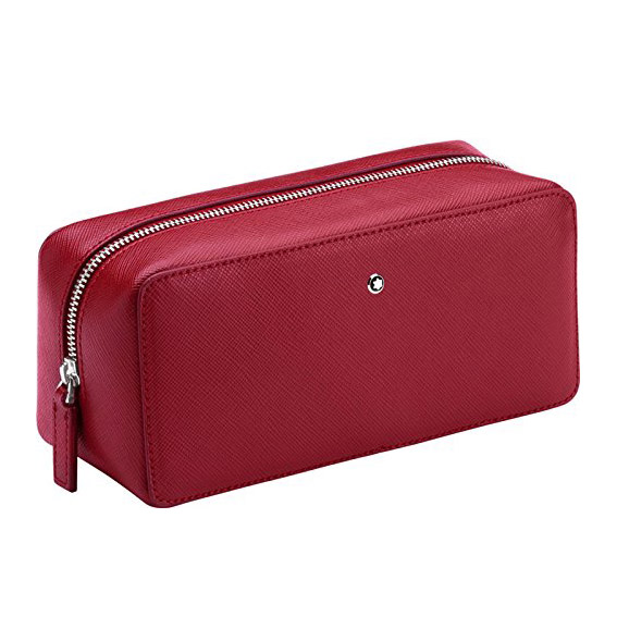 TROUSSE MONTBLANC POUCH ROSSO                         113261
